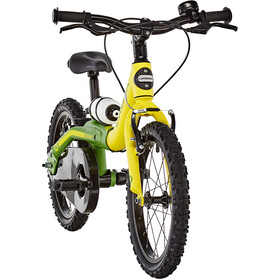 "ORBEA Grow 1 - Vélo enfant - 16"" jaune/vert"